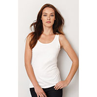Ladies Soft Style Vest Top